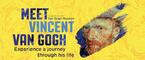 Meet Vincent van Gogh Experience London 2020