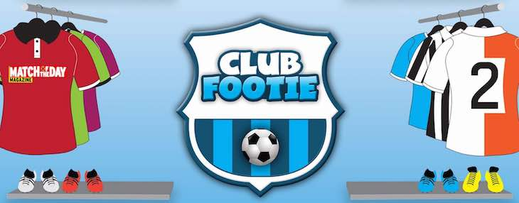 CLUB FOOTIE