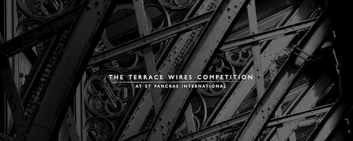 Terrace Wires At St Pancras International