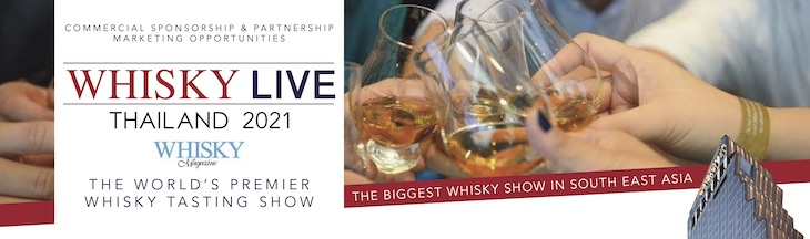 WHISKY LIVE THAILAND 2021